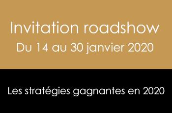 Invitation roadshow