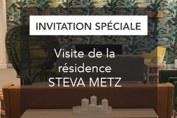 VISITE résidence STEVA Metz